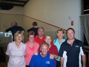 Wangaratta Squash and Racquetball Players
