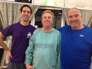 Peter, Brad & Barry