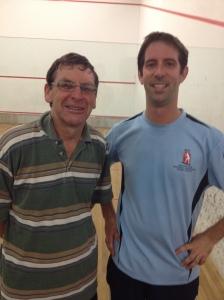 2014 Australian Open D Grade Plate Winners Shaun Quinn & Peter Andison