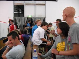 Wangaratta Squash and Racquetball Players (1)