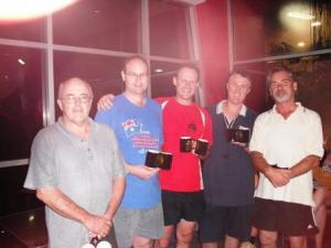 Wangaratta Squash and Racquetball Players (3)