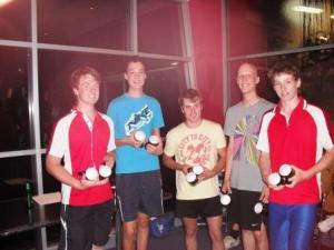 Wangaratta Squash and Racquetball Players (4)