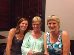 Wendy, Julienne & Fay