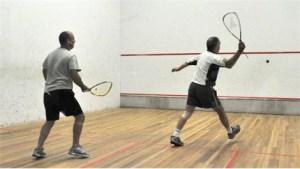 YMCA Squash Action
